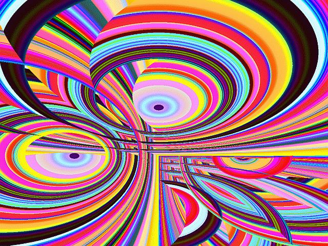 Conscious Particles